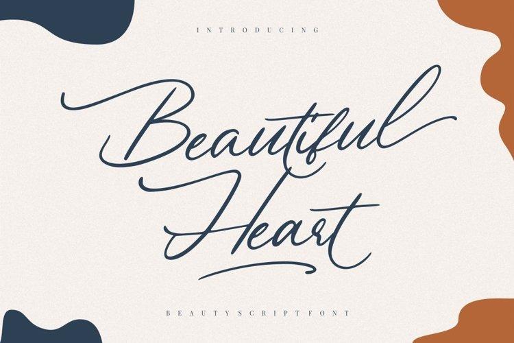 Beautiful Heart example image 1
