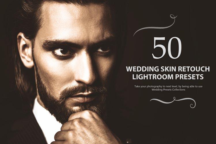 50 Wedding Skin Retouch Lightroom Presets example image 1