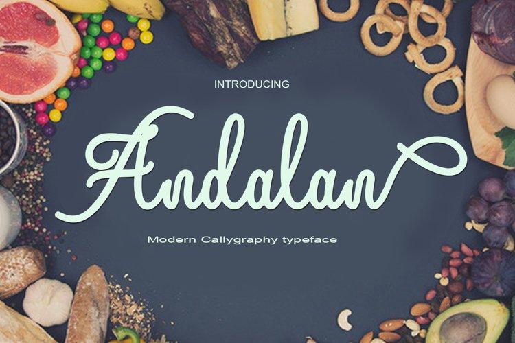 Andalan example image 1