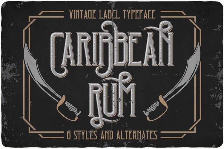 Caribbean Rum example image 1