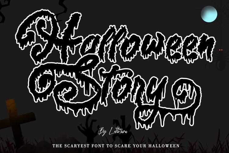 Halloween Story example image 1