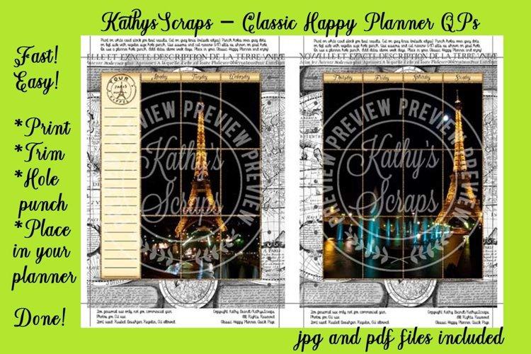 CHP Eiffel Tower