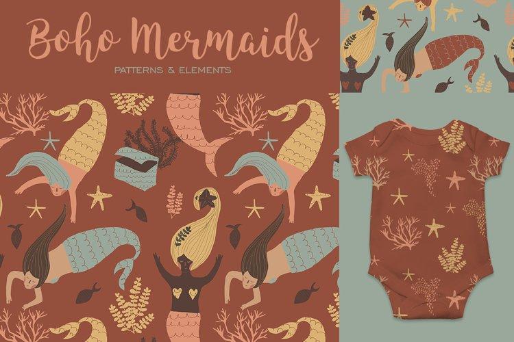 Boho Marmaids
