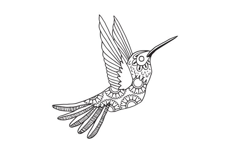 Hummingbird Mandalas