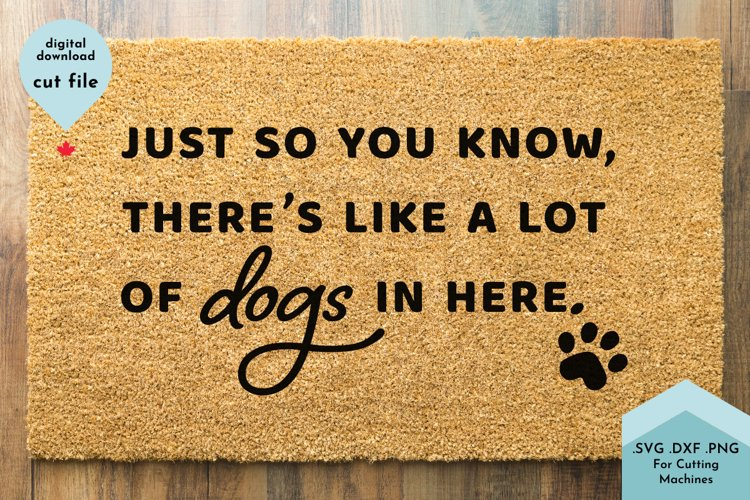 Funny welcome Mat svg, pet owner, dogs svg