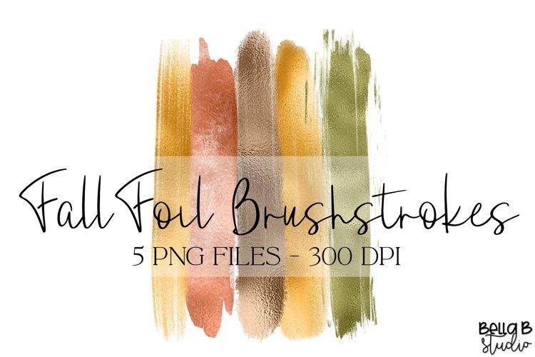 Fall Brush Strokes Clip Art, Autumn Brush Strokes Clip Art
