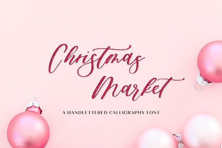 Christmas Market Script example image 1