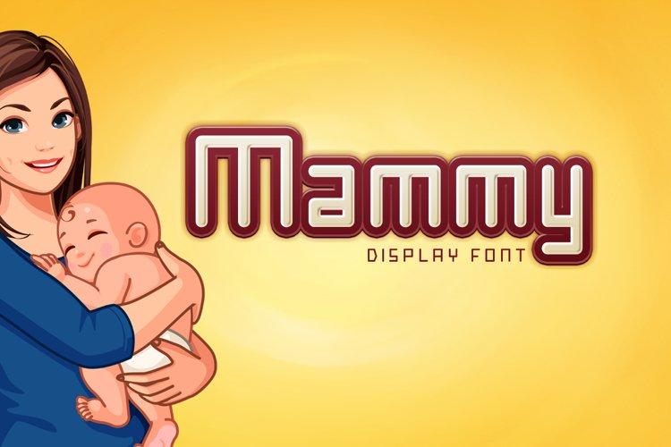 Mammy example image 1