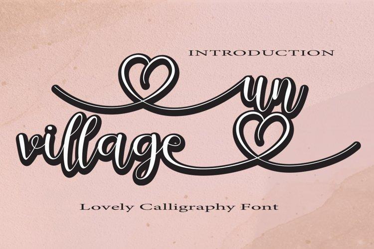 un village example image 1