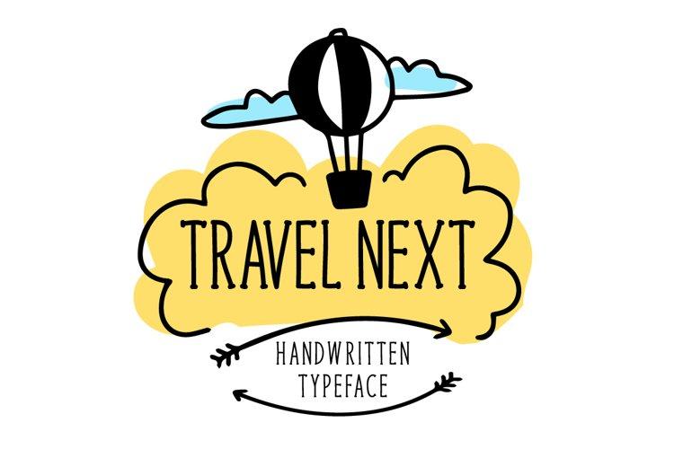 Travel Next example image 1