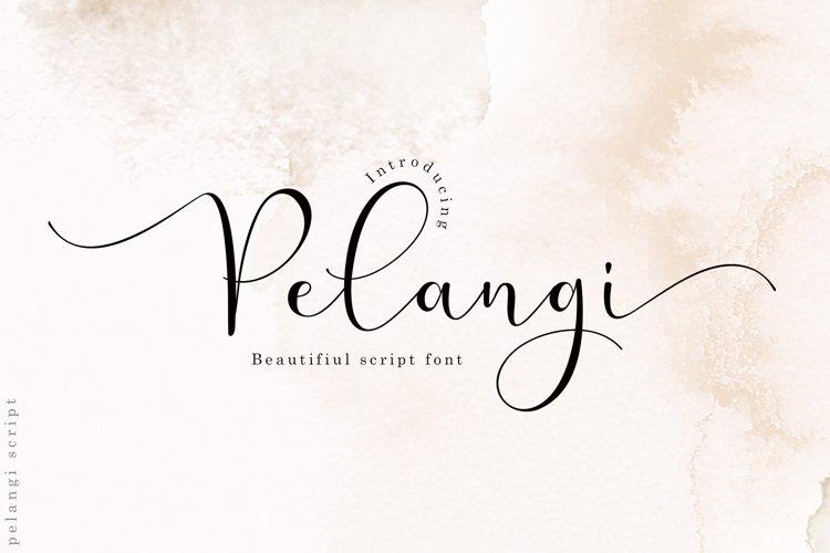 Pelangi script example image 1