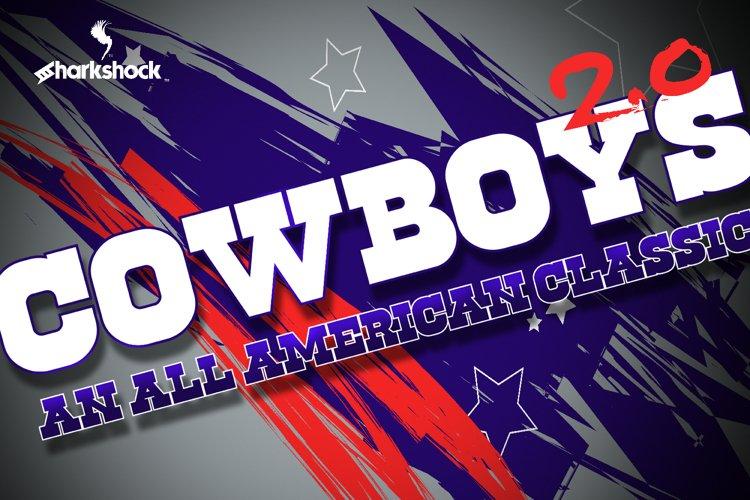 Cowboys 2.0 example image 1