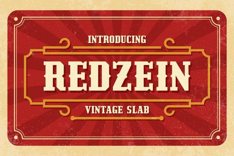 Redzein example image 1