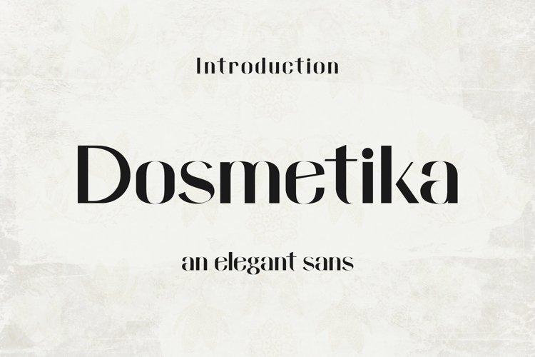 Domestika - Modern Sans example image 1