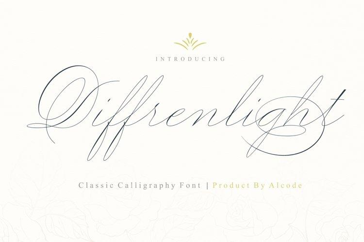 Diffrenlight Intro Sale example image 1