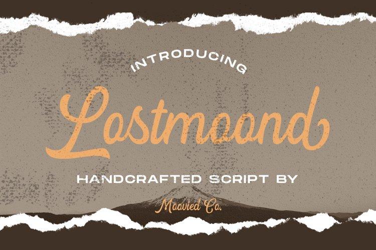 Lostmoond Script example image 1