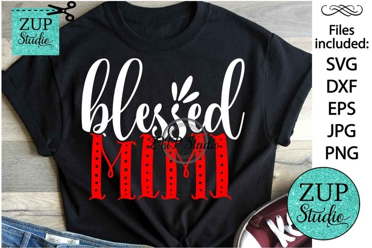 Blessed to be called Mimi SVG Digital Cutting files 407