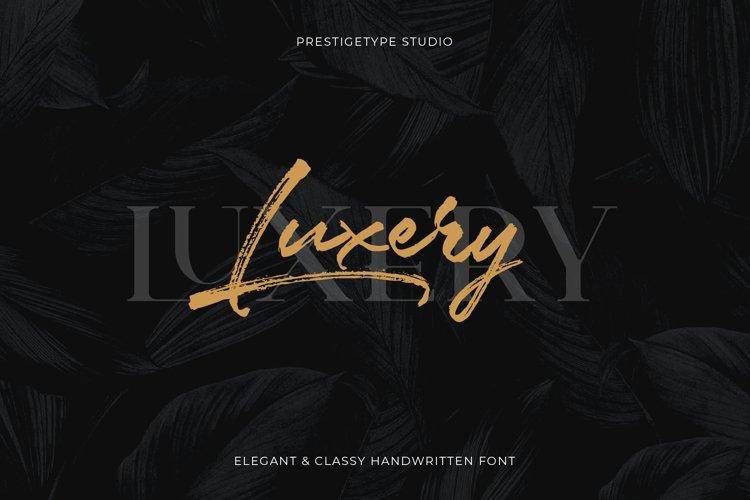 Luxery