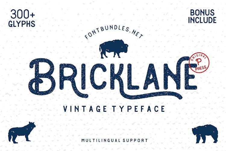 Bricklane + Bonus example