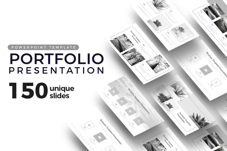 Portfolio - Presentation Template