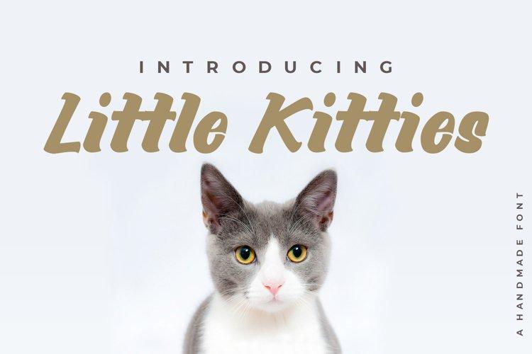 Little Kitties example image 1