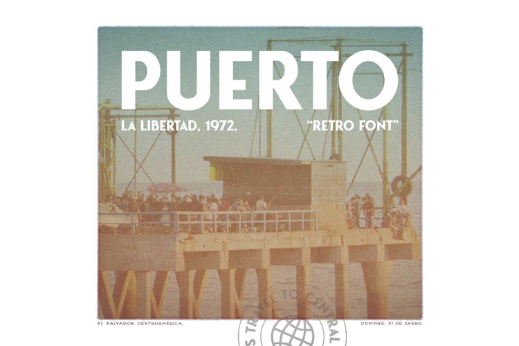 Puerto Vintage example image 1