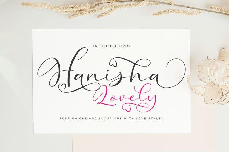 Hanisha Lovely example image 1