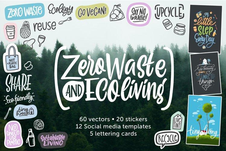Zero waste & Eco living Pack