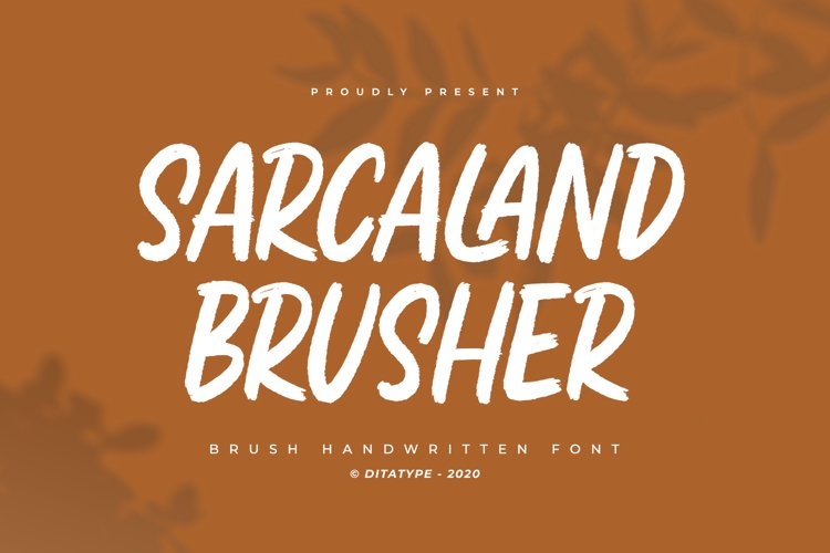 Sarcaland Brusher example image 1