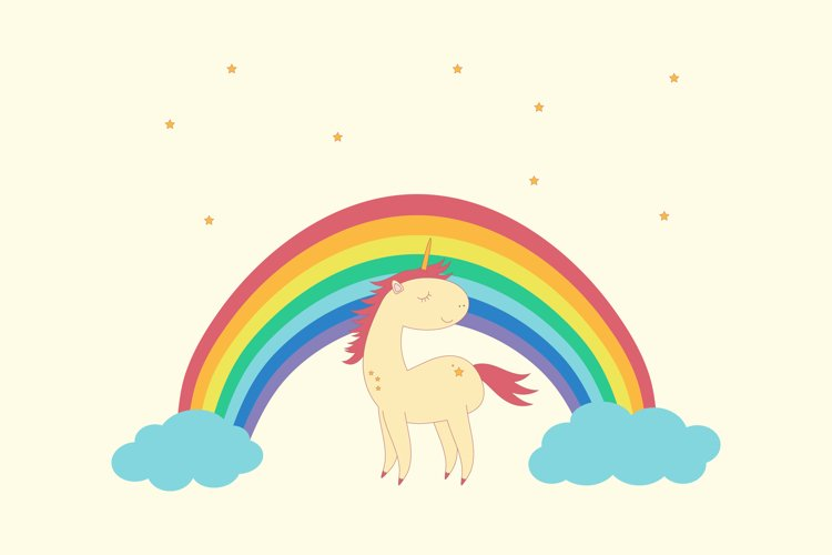 Unicorn SVG