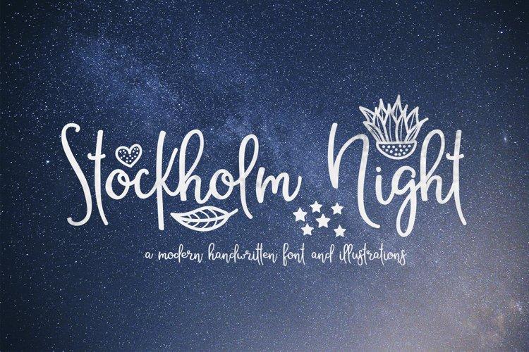 Stockholm Night example image 1