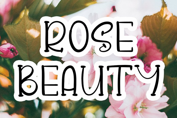 Rose Beauty example image 1