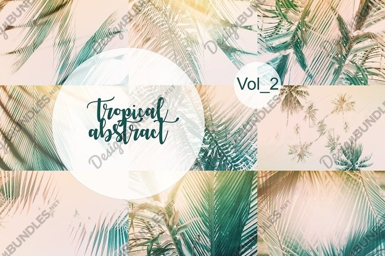 9 Abstract Floral Tropical backgrounds wallpaper Exotic example image 1