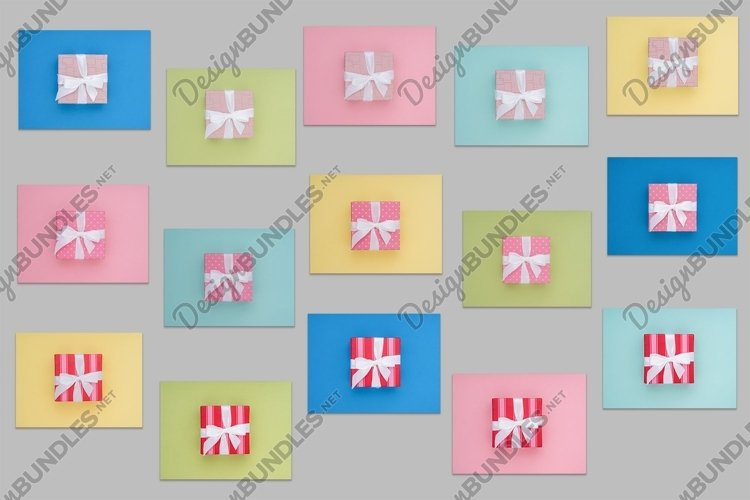 15 images - Gift boxes