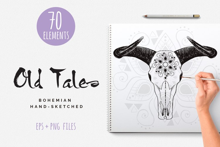 Old Tales Bohemian Sketches