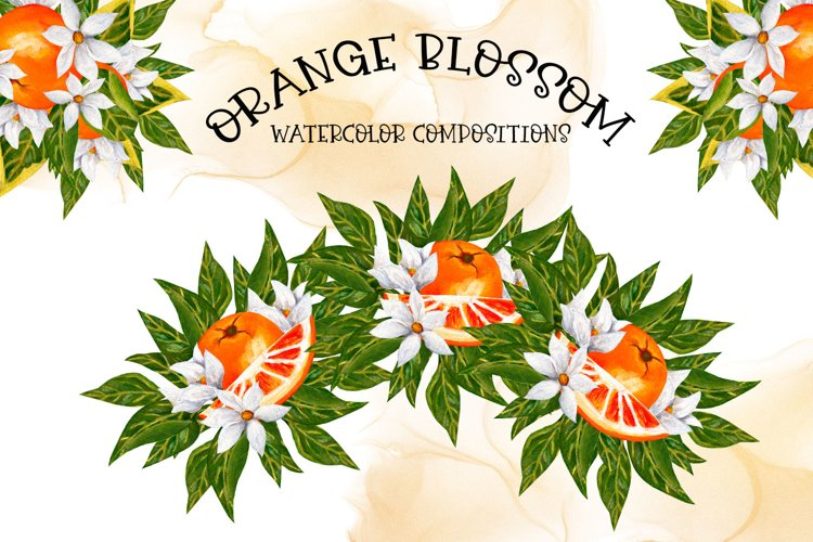 Orange Blossom Compositions