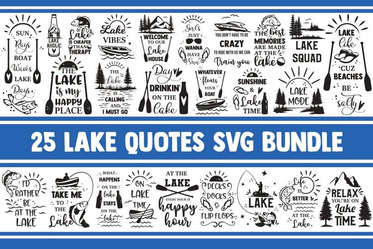 Lake SVG Bundle, boat svg, fishing svg, dad svg, funny lake
