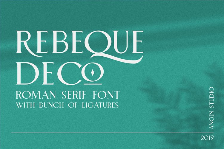 Rebeque Deco example image 1