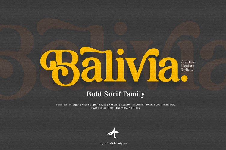 Balivia