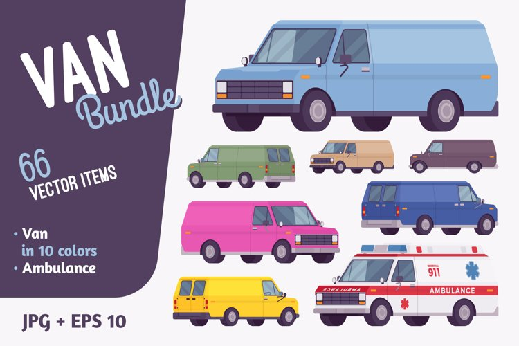 Van vehicle bundle
