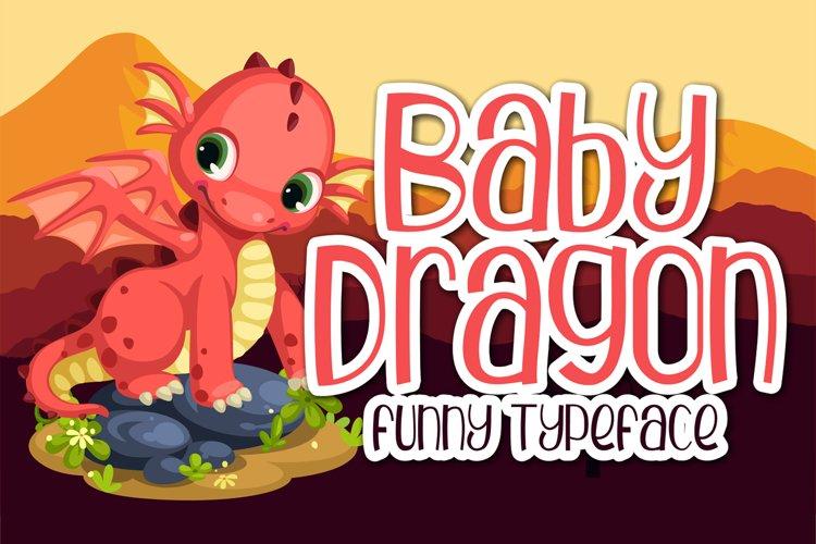 Baby Dragon example image 1