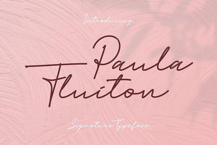 Paula Fluiton example image 1