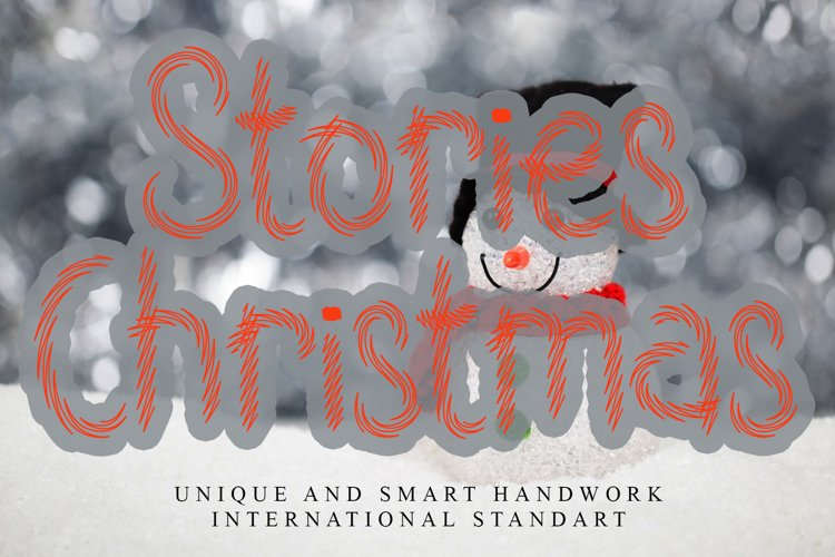 Stories Christmas example image 1