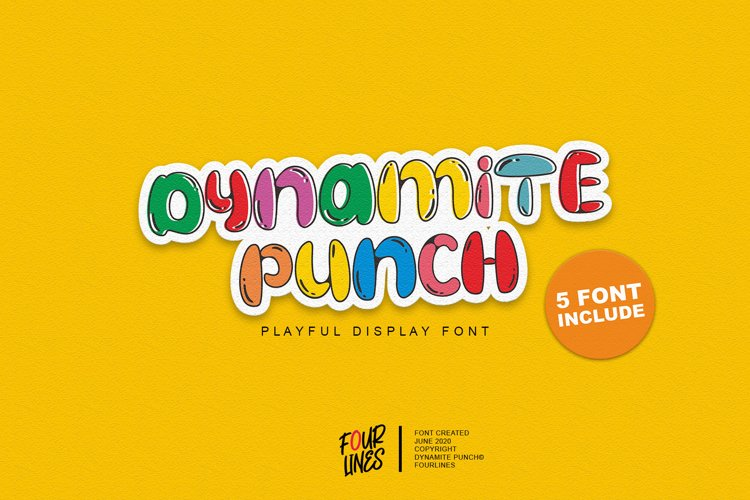 Dynamite Punch example image 1