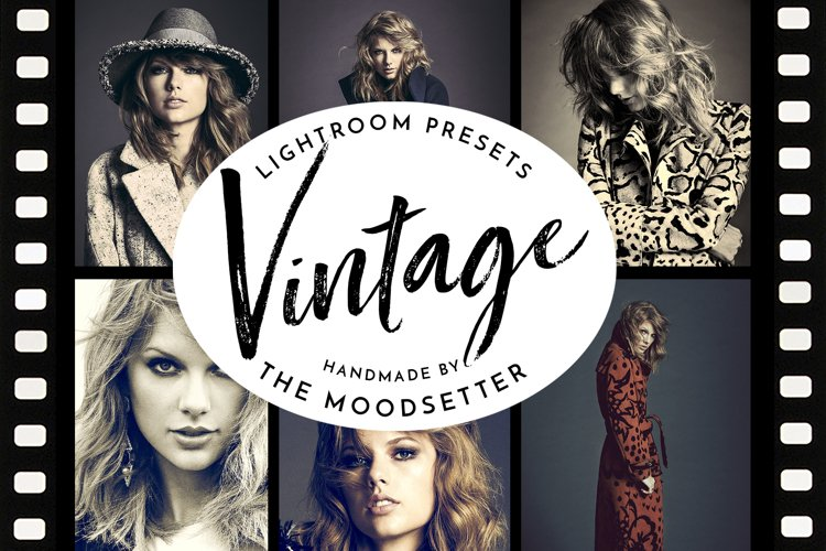 Vintage Lightroom presets example image 1