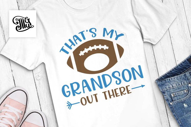 Thats my grandson out there grandpa