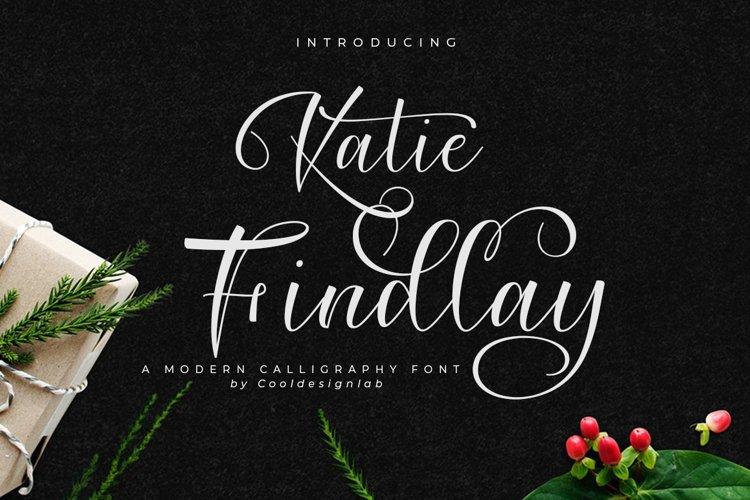 Katie Findlay Script example image 1