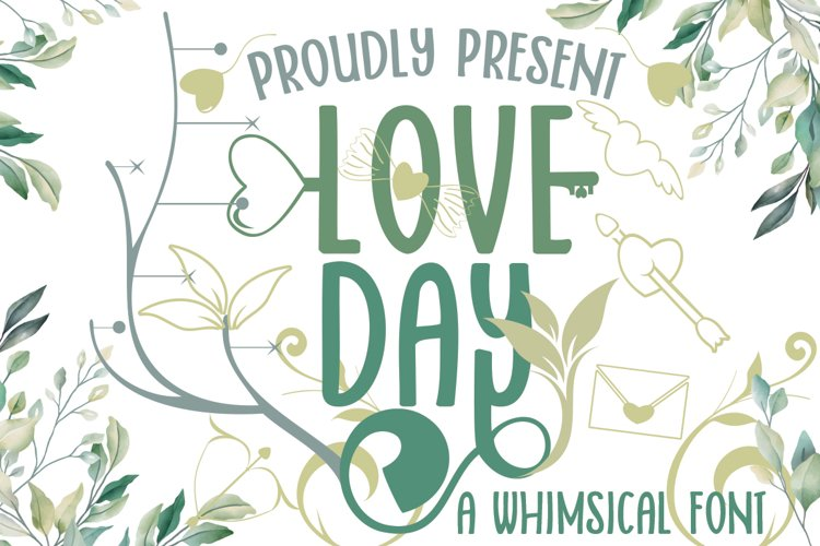 LOVE DAY example image 1