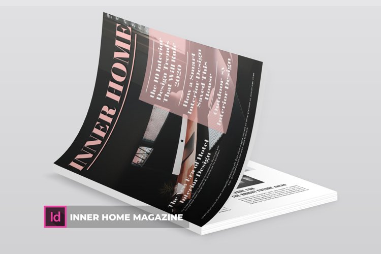 Inner Home   Magazine example image 1