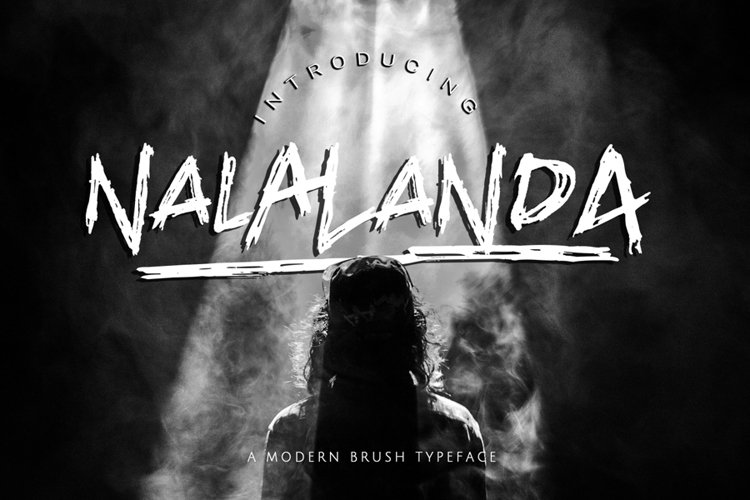 Nalalanda Font example image 1